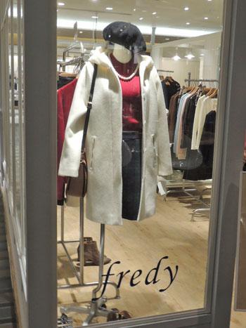 fredyのマネキンコーデ(2014年11月)その2