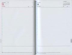 1日1ページのスケジュール帳(2015)その1