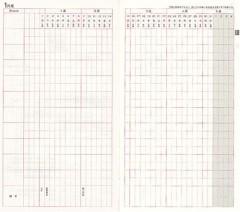 和田裕美さんの営業手帳