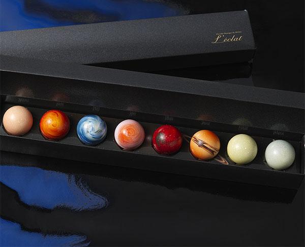 惑星チョコ~惑星の輝き~