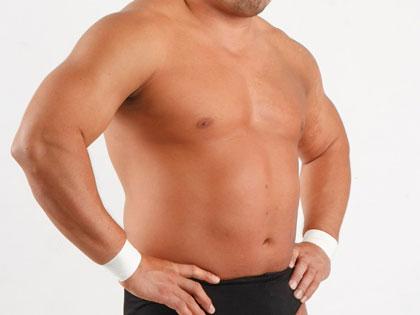 プロレスラーの身体