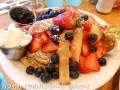 ハワイのCafe Kaila(カフェ カイラ)のパンケーキ