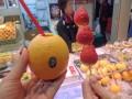 金沢 近江町市場で、フレッシュなフルーツを買い食い(笑)