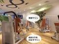 エレメンツ・ストレッチにあるストレッチマシンたち(2)