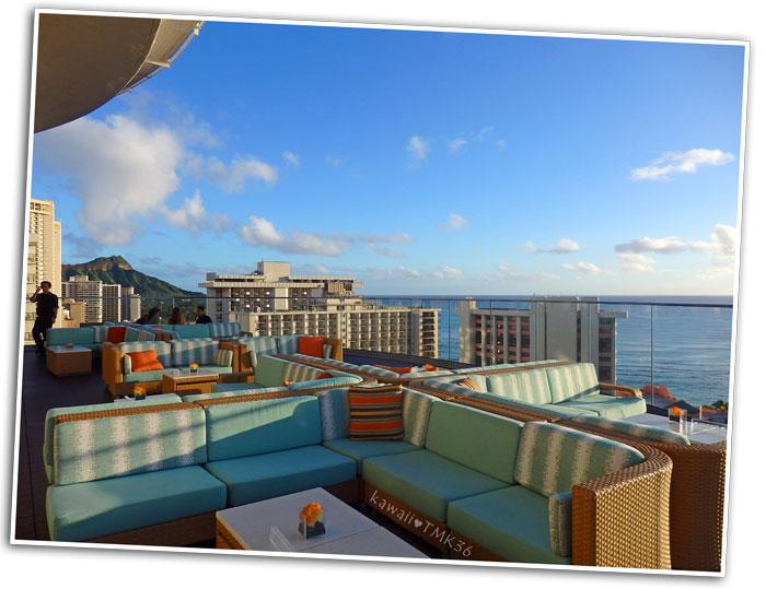 SKY Waikiki(スカイワイキキ)からの眺め