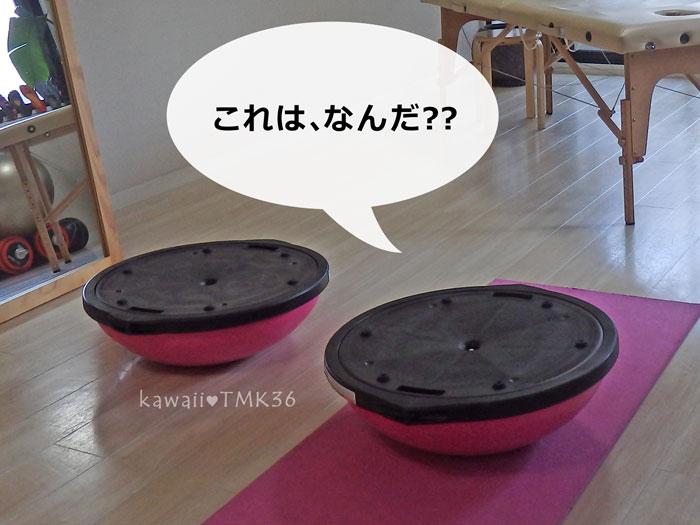 パーソナルトレーニングで見かけた謎のトレーニング器具