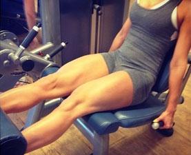 前もも&外ももを鍛えると、太ももが太くなる!