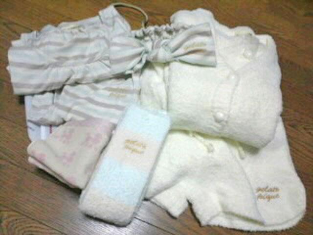 2012年のジェラートピケ福袋の中身ネタバレ~ホワイト~
