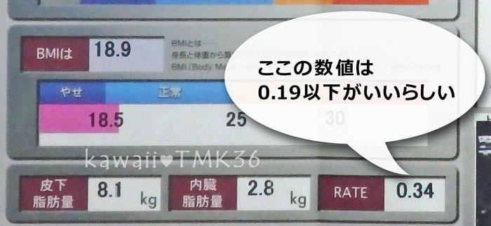 DSクリニックの痩身治療体験でわかった内臓脂肪量の多さ…