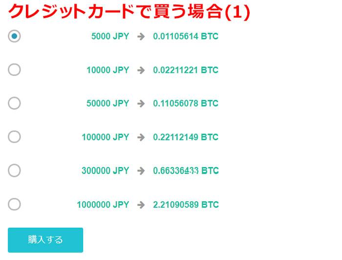 Bitcoin(ビットコイン)の買い方(2)-2~coincheck(コインチェック)の場合~