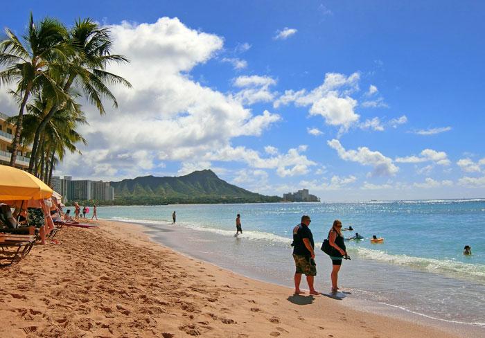2017年11月のハワイ(1)